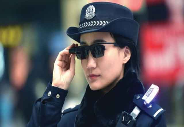 China Police Now Uses These Face-Scanning Glasses To Catch Criminals
