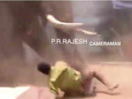 rampaging elephant