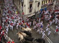 Spanish Bull Festival That Got Everyone Talking
