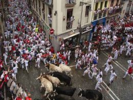 Spanish Bull Festival That Got Everyone Talking