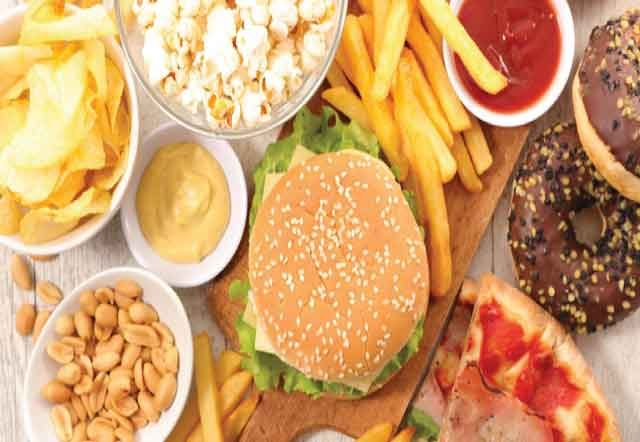 cancerous food