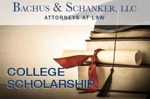 Bachus& Schanker LLC Scholarship 1