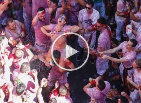 Spanish Bull Festival