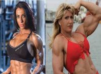 Meet Women Who Took Body Building To The Next Level