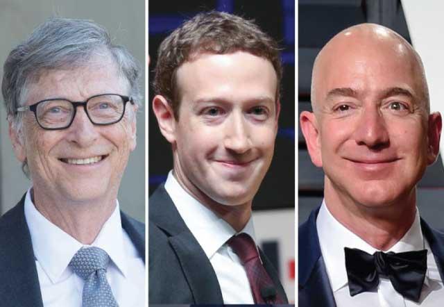 Richest Men in The World 2019
