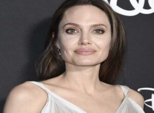 Angelina Jolie claims her house was chaos during quarantine