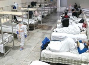 Close to 500 sick in China from dysentery bacteria from tap water