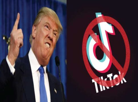 Donald Trump announces he will ban TikTok in the United States