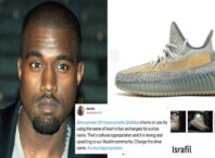 Kanye West Making fun of Islam With His Sneaker