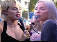Miley Cyrus Reveals she did it in bed the first time at age 16 and with whom