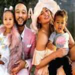 Chrissy Teigen had her breasts operated while pregnant